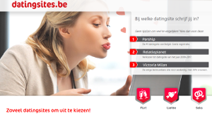 Datingsites.be