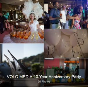Volo Media 10Year Anniversary Party